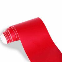 Viperstreifen Auto Folie Oracal rot matt 10 x 400cm