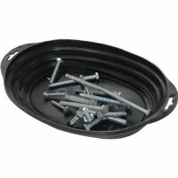 Tool Foldable Magnet Catch Bowl 318x196x35mm Magnetic Workshop [WK48]