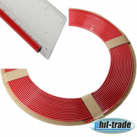 Moulding Piping bar u Profile 15 M Meter Edges Protection...