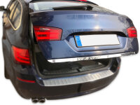 Stainless Steel Boot BAR Over Number Plate for Mercedes Vito And V Class, W447