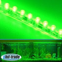 24cm 24 LED Leiste Streifen GRÜN Lichtleiste...