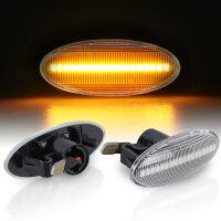 LED SEITENBLINKER für SMART ForFour | Typ 453 | ab...