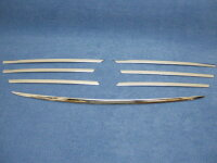 Stainless Steel Radiator Grille Trim Chrome for Mercedes Vito W639 I Year