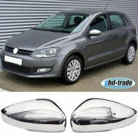 Stainless Steel Mirror Casing for VW Polo V Type 6R, 6C...