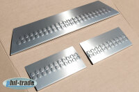 Door Sill for VW T5 and VW T6 since 2003 Stainless Steel...
