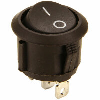 Flip Change Switch on Off 12 24 V Volt Kill Switch Car Black A From E03