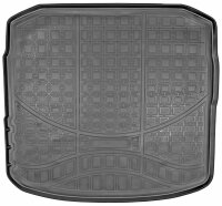 Boot Liner for Audi A3 8V Saloon from 2013- Exact Fit + Border [0040]