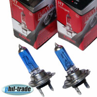 2 Piece Lima H7 Xenon Look 24V Lorry 70W Halogen Lamp...