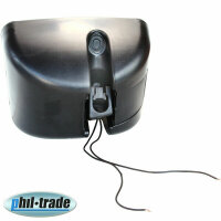 Heatable Mirror for Forklift Lorry Transporter Bus 17 x 21 cm Additional New