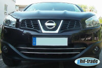 Chrome Grill Trim Bumper Front Stainless Steel for Nissan...