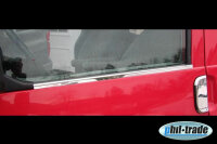 Stainless Steel Window Moulding Chrome for All VW T4 1990-2003 For 2 Doors Front