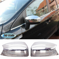Stainless Steel Mirror Casing for Ford Kuga I C - Max II...