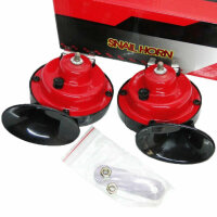 Horn 2 Sound Horn 12V Universal Car, Motorcycle 410,...