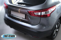 For Nissan Qashqai II, J11, 2013-2016 Stainless Steel...