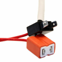 H7 Canbus Adapter For LED SMD Bulb Last Resistor 50W 6Ohm No Error Message
