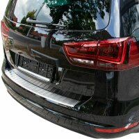 Bumper Stainless Steel Matte for Seat Alhambra II; VW...