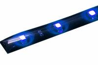 LED Leiste Stripe Streifen 12V blau 30cm 15 x 1210 SMD selbstklebend Lichtleiste