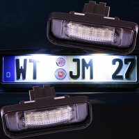 LED License Plate Light for MERCEDES S CLASS Type W220...