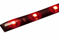 LED bar Stripe Stripes 12V Red 30cm 15 x 1210 SMD Adhesive