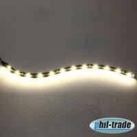LED Leiste Balken Lichtleiste WARMWEISS 12V 30cm 12 x...