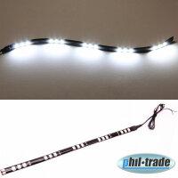 LED Light bar Beam 12V Xenon White 30cm with 15 x 5050...