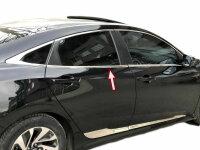 Stainless Steel Window Chrome for Honda Civic 10 Soda...