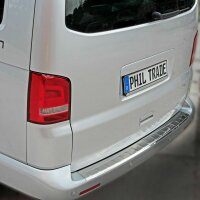 Stainless Steel Boot Edge Protector Chrome for VW T5 T6...