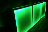 Fußraum Interior Beleuchtung LED 30cm Leiste 5050 SMD Indirektes Licht Steckbar