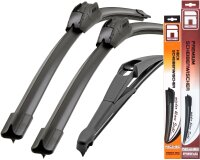 Windshield Wiper Front+Rear For Nissan x-Trail T32 Since...