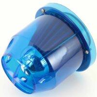 Universal Sport Sound Filter Blue Transparent Housing 5...