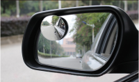 2 Piece Additive Mirror Adjustable outside Wide Angle Blind Spot ACP-002