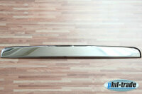 Stainless Steel Chrome Boot BAR For VW Caddy III 2K 2004-2010 With Tailgate