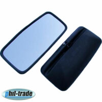 Lorry Tractor Bus outside Mirror Universal 42 x 20 cm, Mirror for 0 23/32in [V8]