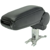Center Armrest Armrest with Compartment for Audi A4 B6 B7 Exact Fit Black ARM-5