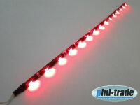 60cm SMD LED Leiste Strip side shine leuchtet seitlich...