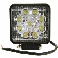 9 LED 27W ARBEITS SCHEINWERFER LADERAUM ARBEITS LAMPE 12V...