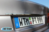 Chrome Boot Stainless Steel Rear Trunk Trim for BMW E39...