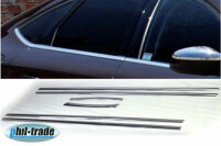 Stainless Steel Window Chrome For Ford Mondeo IV Soda +...