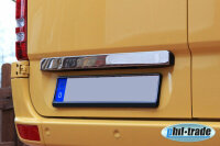 Stainless Steel Boot BAR Number Plate For Mercedes...