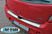 Stainless Steel Boot Sill Protection for Dacia Sandero I...