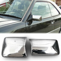 Stainless Steel Covers Set for Mercedes E-Class A124 C124...