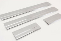 Door Sill For Ford Focus C Max Yr 03-10 Stainless Steel...