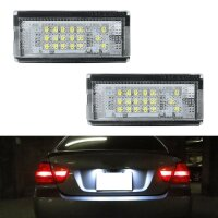 LED License Plate Light For BMW E46 Compact Touring...
