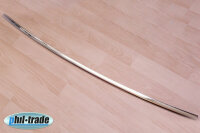 Stainless Steel Chrome Radiator Grille Bumper Strip for Dacia Duster Phase I