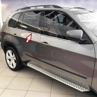 Stainless Steel Window Moulding Chrome For BMW X5 E70...