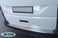 Stainless Steel Boot Edge Protector Chrome For VW T6 From...