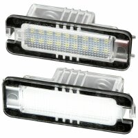LED License Plate Light for VW Crafter Fox Lupo T-Roc 7401