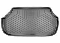 Boot Liner for Audi 100 C4 Saloon 1990-1994 Exact Fit + Border