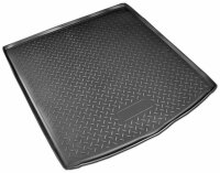 Boot Liner for Audi A4 B8 Avant 8K5 2008-2015 Exact Fit with Edge [0100]
