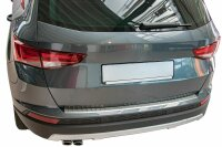 Bumper Stainless Steel Matte for Seat Ateca from Yr 2016-...